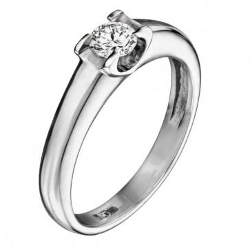 Бриллиантовое кольцо R0588