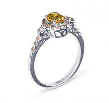 Rapture кольцо с бриллиантом