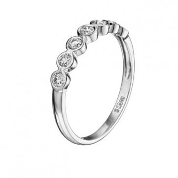 Кольцо с бриллиантами R0184-1