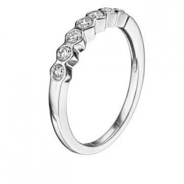 Кольцо с бриллиантами R0188-1
