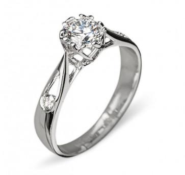 Narvi изумительное колечко с бриллиантом