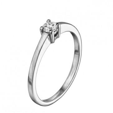 Elizabeth золотое кольцо для помолвки