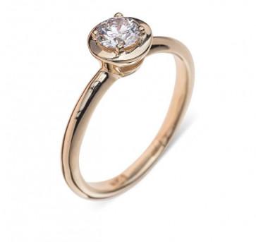 Fesebel помолвочное кольцо с бриллиантом