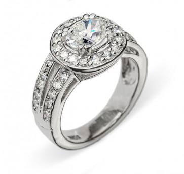 Rosalind уникальное колечко с бриллиантом