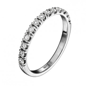 Кольцо с бриллиантами R1026