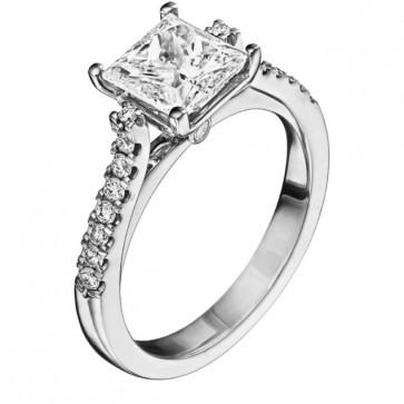 Кольцо с бриллиантами R1171-2