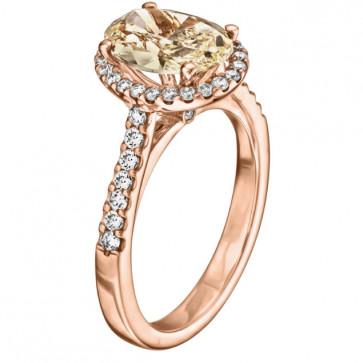 Кольцо с бриллиантами R1171