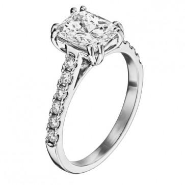 Кольцо с бриллиантами R1172