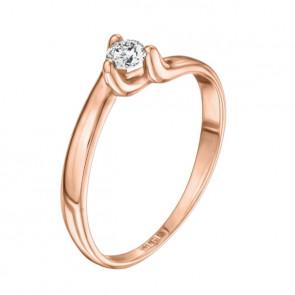 Бриллиантовое колечко R0594