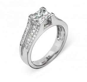 Callisto кольцо с бриллиантами