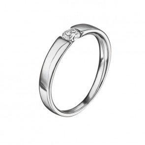Кольцо с бриллиантом R0848