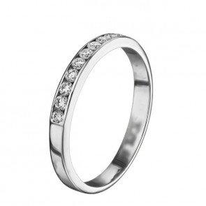 Кольцо с бриллиантами R1043
